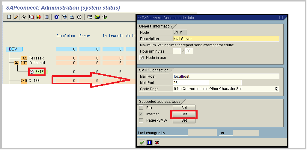 SAP Mail (SMTP) Configuration - SAP BASIS Tuts