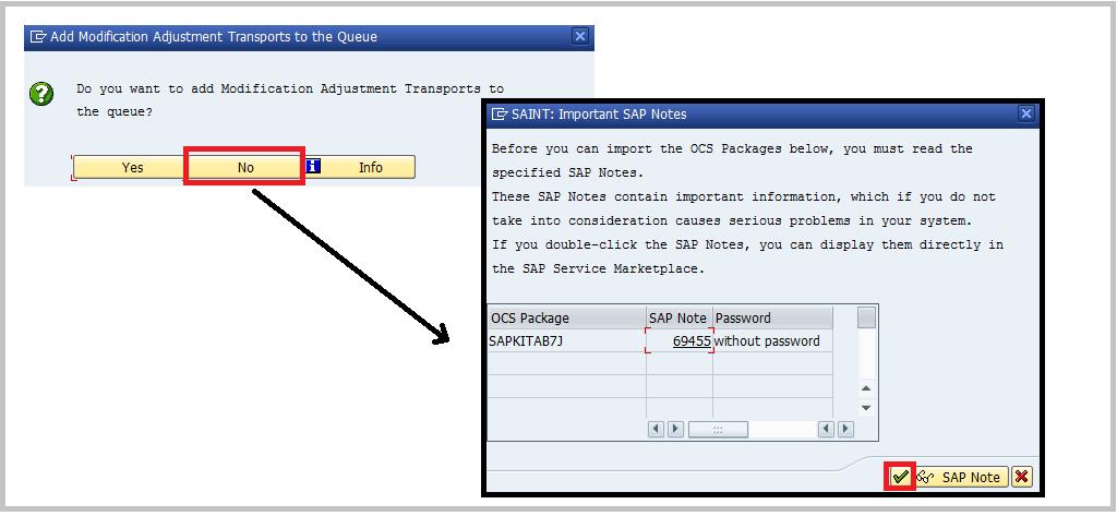 SAP SAINT ST-A_PI Addon 3