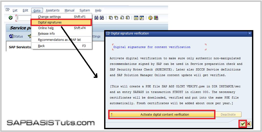 RTCCTOOL activate digital certificate.